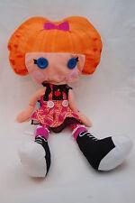 "LaLaLoopsy Pajama Bag Pillow Doll Plush 28"" Toy Lovey Zipper Pouch Jay Franco"