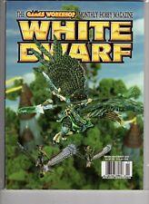 White Dwarf Games Workshop #WD286 Nov 2003 Wood Elf Tactics Scenery Chicago