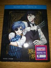 Black butler blu-ray