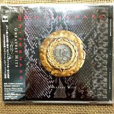 Greatest Hits : Whitesnake SRCS-7440 JAPAN OBI CD W-13974
