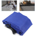 Concrete Curing Blanket 4' x 11' High Temperature Ground Thawing Blanket US SHIP