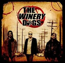 THE WINERY DOGS The Winery Dogs CD BRAND NEW S/T Self-Titled