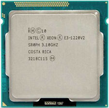 Intel Xeon E3-1220 V2 3.1GHz LGA 1155 SR0PH 4-Core 8M Cach 69W Processor CPU