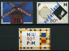 Nederland 1994 1595-1597 Mondriaan -  Paintings