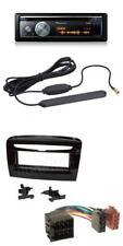 Pioneer CD USB Bluetooth DAB MP3 Autoradio für Lancia Y (ab 12) schwarz glänzend