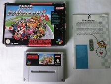 Super Mario Kart für SNES - Super Nintendo - CIB - OVP - komplett