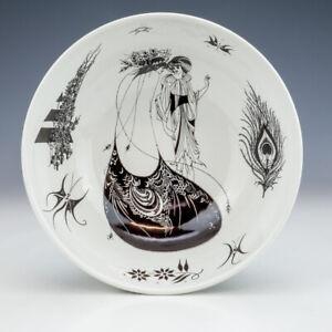 Poole Pottery - The Beardsley Collection - Aubrey Beardsley Inspired Bowl
