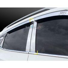Chrome B-Pillar Cover Molding for Hyundai Santa Fe / DM 2012+ / K-849