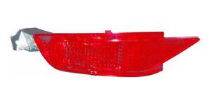 For Ford Fiesta Mk7 Hatchback 10/2008-2012 Rear Bumper Reflector Left Side NS