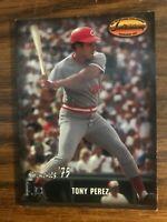 1993 TWCC 1975 Memories Insert  #19 Tony Perez Cincinnati Reds NrMt