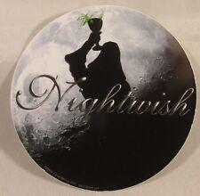 NIGHTWISH MOON DANCE LOGO VINYL STICKER OFFICIAL LICENSED PRODUCT 2007 FINLAND