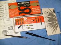 12 PC BLACK VTG SPEEDBALL PEN /& STEEL BRUSH HOLDERS 9451 CALLIGRAPHY//DRAWING//ART