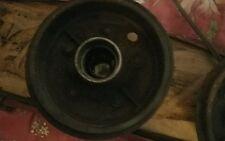MG TD  Brake Drum, FRONT