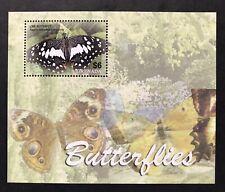 GRENADA LIME BUTTERFLY SOUVENIR SHEET 2005 MNH BUTTERFLIES STAMP INSECT WILDLIFE