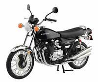 Skynet 1/12 Finished Goods Bike Kawasaki 900 Super 4 (Z1) Black