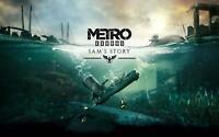 Metro Exodus Sam's Story DLC (PC Steam) Digital Key