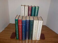 Tolkien History of Middle Earth 12 books all vg+/vg+ hobbit lord of the rings