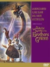 The Wonderful World of the Brothers Grimm (1962) DVD
