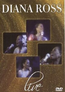 Diana Ross - Live at Caesars Palace[DVD]