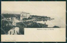 Brescia Maderno cartolina QK7080