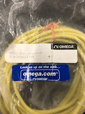 Omega Engineering  M12C-SIL-K-S-F-5  QC#: IC2011/08 M12 Extension Cable