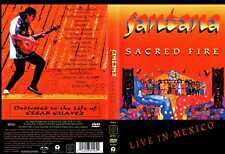 DVD Santana - Sacred Fire Live In Mexico | Musique | Lemaus