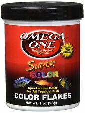 Omega One Super Color Flake Color For All Fish Made In USA