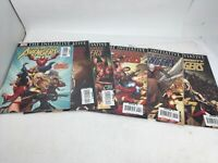 THE MIGHTY AVENGERS #1-6 Rated A NEAR MINT 2007 MARVEL COMICS MN-886