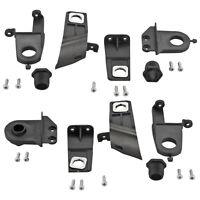Seat Ibiza 6J Scheinwerfer Halter Links + Rechts Reparatursatz Halterung Repsatz
