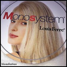 Louis Ferre Golden Blonde PAMMY Synthetic MONOFILAMENT Wig Set Long✨Paid £350