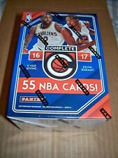 2016/17 Panini Complete Basketball Blaster Box 11 Packs with 5 Cards Per Pack