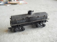 Vintage HO Scale AT&SF Single Dome Short Tank Car