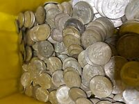 Kennedy Half Dollar $10 Face Value 90% Silver Roll 20 Coin Bulk Lot Collection