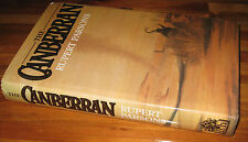 The Canberran ~ Rupert Parsons.  1st UK HbDj 1986 Nullabor Desert   in MELB