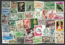 Peru 100 all different stamps collection-genrally fine condition