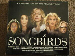 VARIOUS - SONGBIRDS - 2xCD/ALBUM - WSMCD119 - UK - 2003