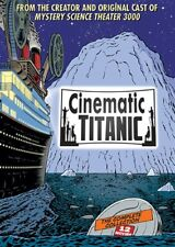CINEMATIC TITANIC COMPLETE COLLECTION New Sealed 6 DVD Set Joel Hodgson MST3K