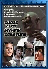 Curse Of The Swamp Creature (1966) DVD John Agar, Francine York, Shirley McLine