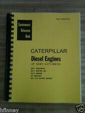 Construction equipment parts for motor grader ebay cat caterpillar d2 engine service repair manual book d311 212 motor grader fandeluxe Gallery