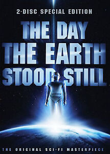 The Day the Earth Stood Still (DVD, 2008, 2-Disc Set, Checkpoint Sensormatic...