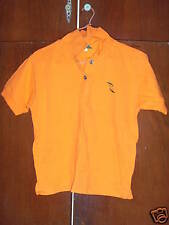 Brand New Orange Ladies Polo-shirt for sale - S size *Free Post