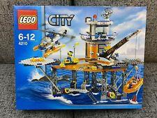 LEGO City 4210 Coast Guard Platform