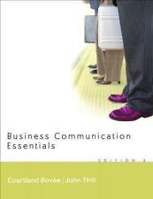 Business Communication Essentials and Peak Performance Grammar and Mechanics 2.0