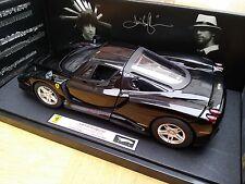MATTEL ELITE T6255 FERRARI ENZO model car as owned by Jay Kay Jamiroquai 1:18th