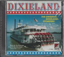 "THE ORIGINAL DIXIELAND-STOMPERS  ""Dixieland""  NEW SEALED CD  Last 1 left !!!"