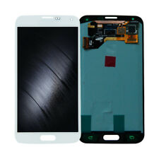 LIT For Samsung Galaxy S5 SM-G900T G900V G900A P White Touch Screen LCD Assembly