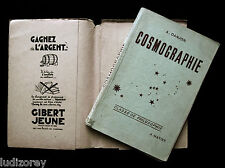 COSMOGRAPHIE ASTRONOMIE UNIVERS GALAXIE CLASSE PHILOSOPHIE - DANJON EO. 1950