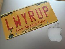Breaking Bad, Better Call - Saul Goodman LWYRUP License Plate Bumper Sticker