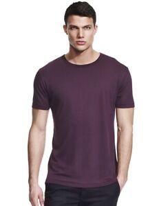Da Londra Bamboo T shirt - 70% Bamboo, 30% Organic Cotton, Sustainable & Ethical