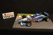 Minichamps Benetton Renault B197 1997 1:18 #8 Gerhard Berger (AUT) (F1NB)